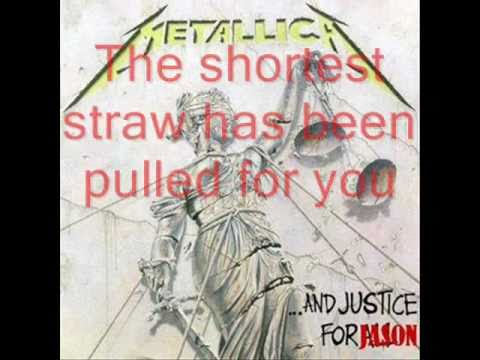 Metallica - The Shortest Straw (from