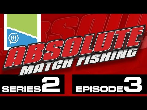 Absolute Match Fishing Series 2 Episode 3