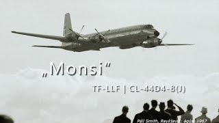 tf llf canadair cl 44 monsi