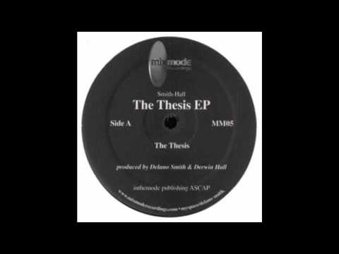 Smith & Hall - The Thesis