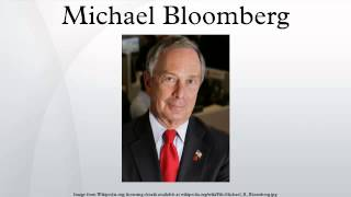 Video Michael Bloomberg download MP3, 3GP, MP4, WEBM, AVI, FLV Oktober 2017
