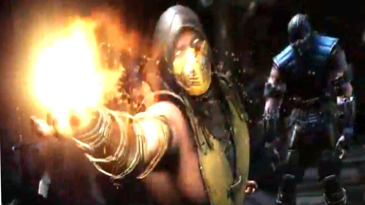 Mortal Kombat 10 Gameplay - YouTube - photo#18