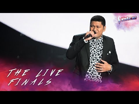 The Lives 4: Chang Po Ching sings Love On Top   The Voice Australia 2018