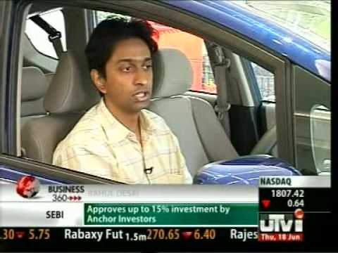 Akshay on UTV-i about Honda Jazz