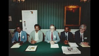 who are isaias afwerki and meles zenawi? top secret about the 1991 eplf, tplf - olf conference