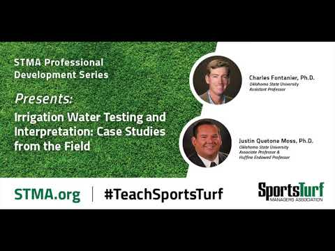 Irrigation Water Testing And Interpretation: Case Studies From The Field.