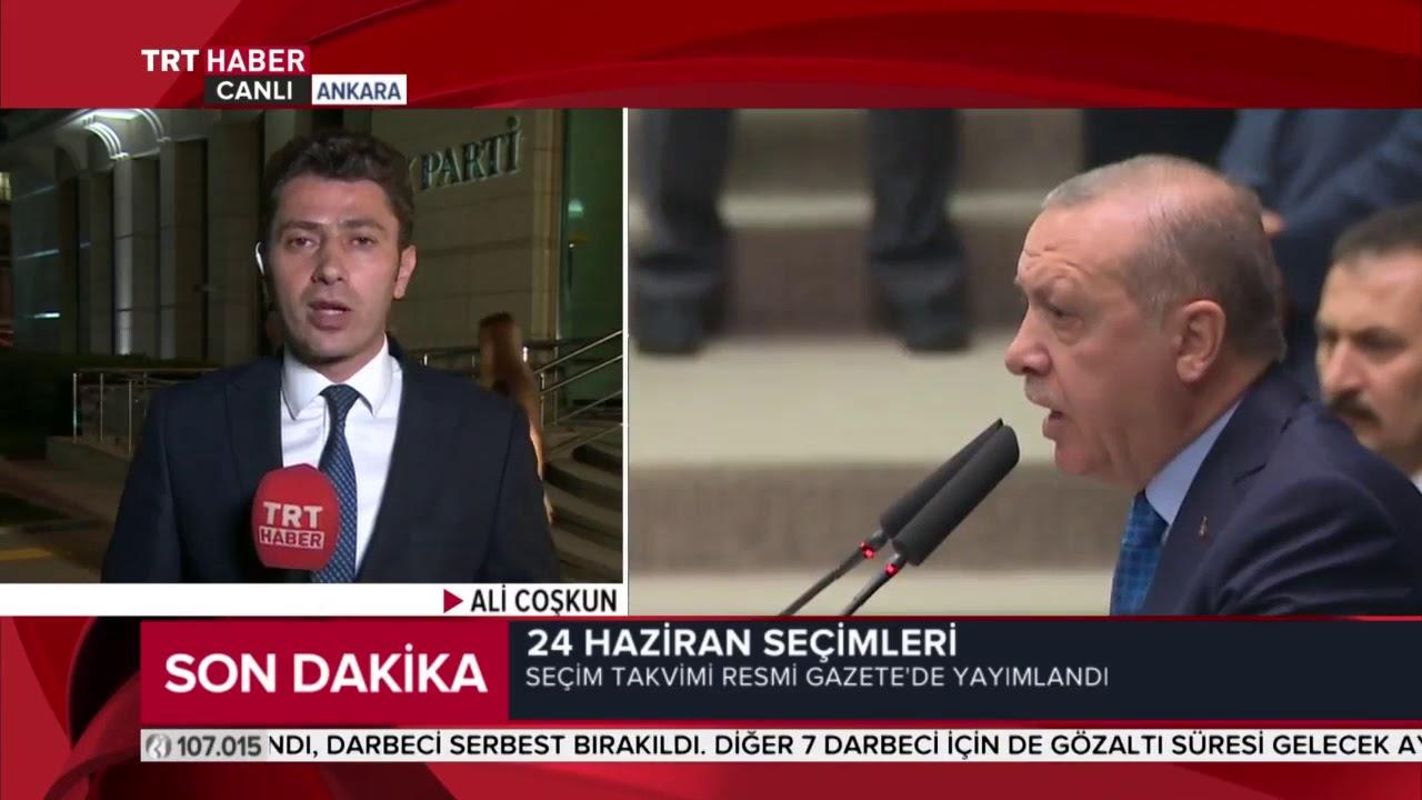 TRT Haber Ana Haber 26.04.2018