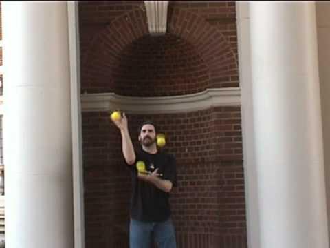 Fatboy Slim Juggling Music Video