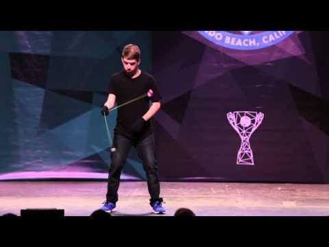 John Wolfe - 5A Final - 2nd Place - 2015 US National Yo-Yo Contest