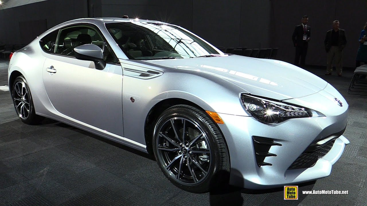 2017 Toyota 86 Exterior And Interior Walkaround 2016 New York Auto Show You