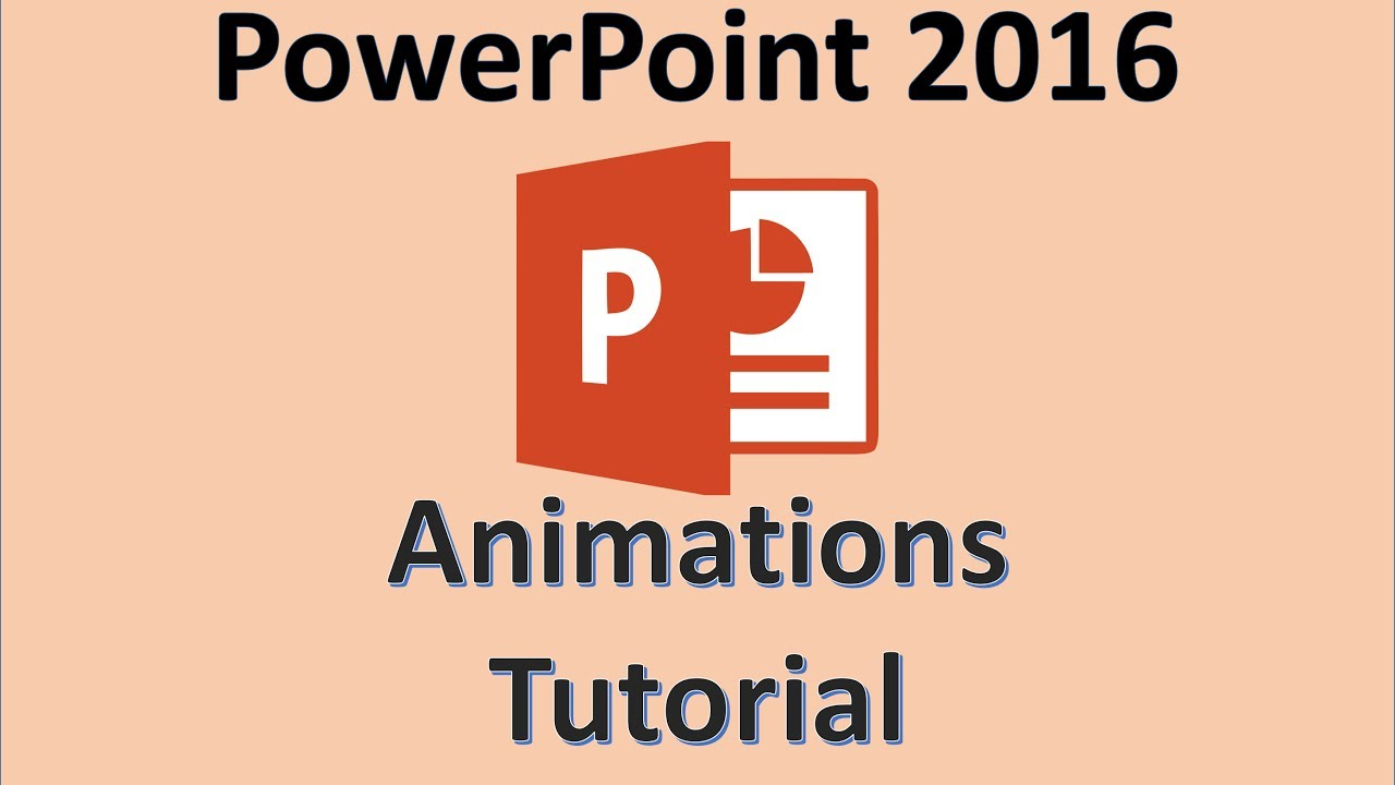 powerpoint  animation tutorial   apply animations    timing