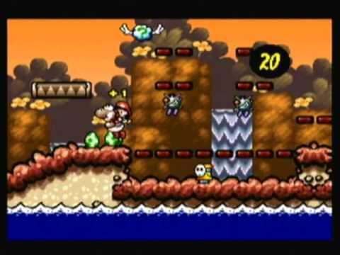 Let's Play Yoshi's Island #13: Hang On Tight