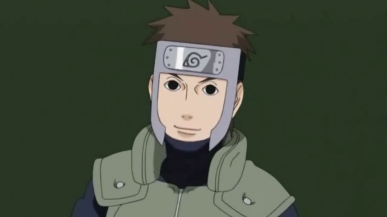 Naruto Shippuden___Funny Moments With Captain Yamato Face ...