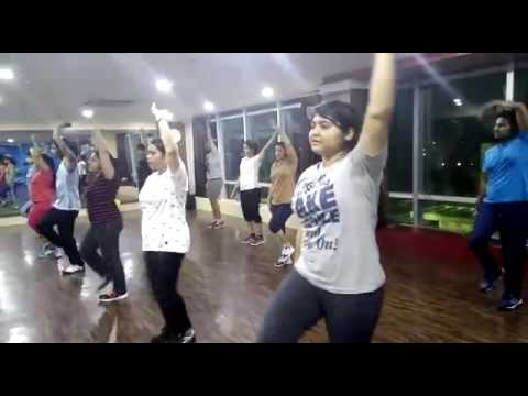 Bhubaneswar health club @fitness Dance