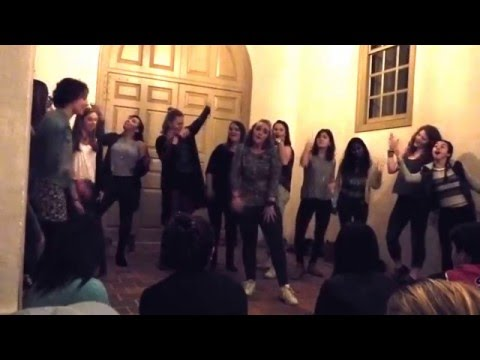 Tribetones William and Mary A Cappella Tunesday Turn-Up Full Concert