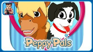Peppy Pals Sammy Helps Out * Cute Animal Cartoon Story for Kids * English for Children