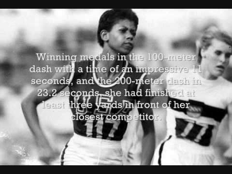 Wilma Rudolph- An uphill battle - YouTube