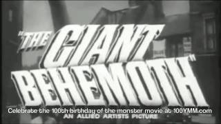 The Giant Behemoth Trailer
