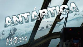 FAB em Ação - Os desafios do voo antártico