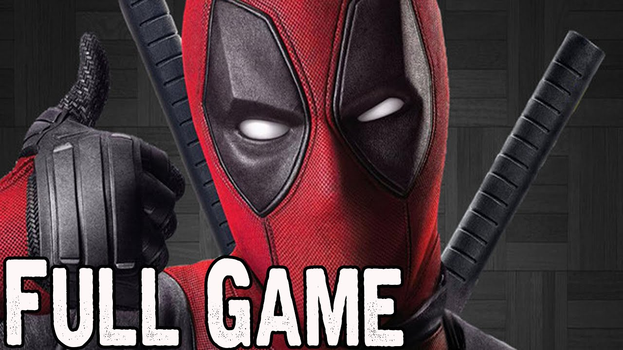 Deadpool Full Gameplay Walkthrough (Xbox One)