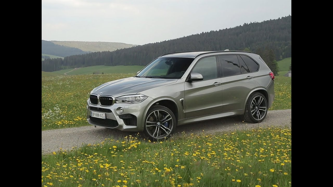 essai bmw x5m 2015 youtube. Black Bedroom Furniture Sets. Home Design Ideas