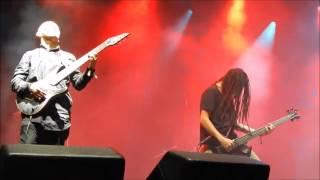 Arcadia Libre - Alpha / 115 (en vivo) - Hell and Heaven Fest 2016