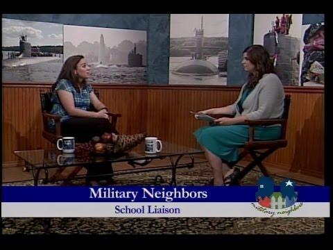 Military Neighbors - School Liaison