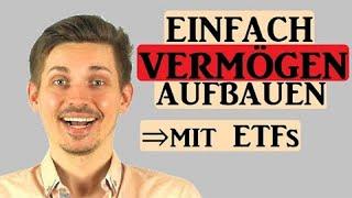 Mit ETF Geld verdienen - die 9 besten ETFs | einfach reich werden!