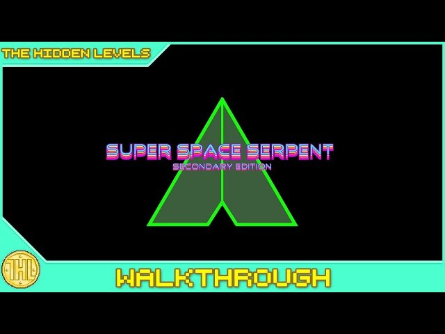 Super Space Serpent SE Achievement Walkthrough (X1/Win10)