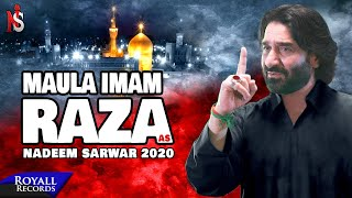 Maula Imam E Raza  Nadeem Sarwar  2020  1442
