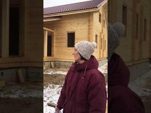 Дом в Волоколамском районе Московской области по индивидуальному проекту
