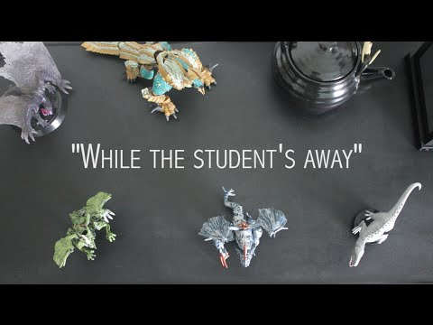 While the Student's Away -:- Animated Short Film