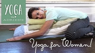 Yoga for Women - Yoga For Cramps and PMS