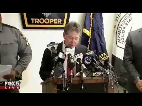 Update on the Pennsylvania trooper shot during traffic stop