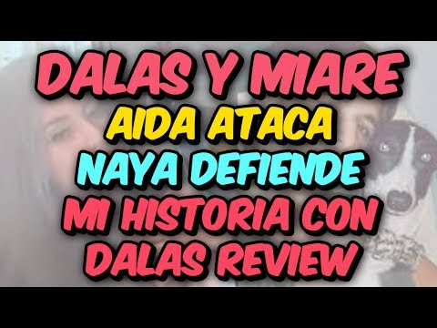 DALAS Y MIARE - AIDA EXPLORER - NAYA -  Mi historia con Dalas Review