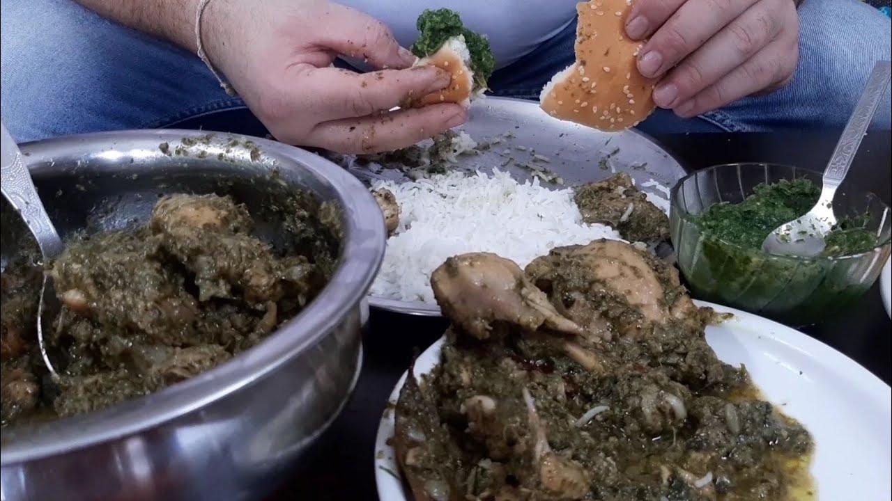 Hariyali Chicken | Hara Hara Chicken Hariyali Wala  | Hariyali Chicken Recipe | Maa Ki Recipe Ep -24