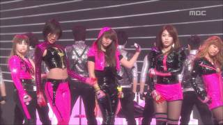 T-ARA - Crazy because of you, ??? - ? ??? ??, Music Core 20100313 MP3