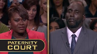 Woman Certain That Man 20 Years Older Is Child's Father (Full Episode)   Paternity Court