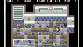 RPG MAKER 2003「炸彈忍者」STAGE1-1 ~ STAGE1-5 試玩影片