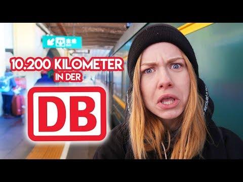 10.200 Kilometer mit der Bahn nach Südkorea