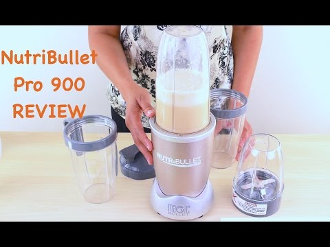 Nutribullet Pro 900 Series Review