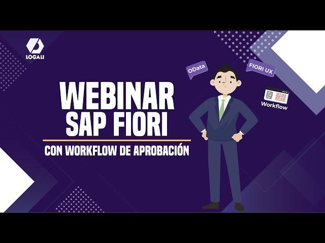Webinar SAP Fiori Aplicaciones con Workflow de Aprobación