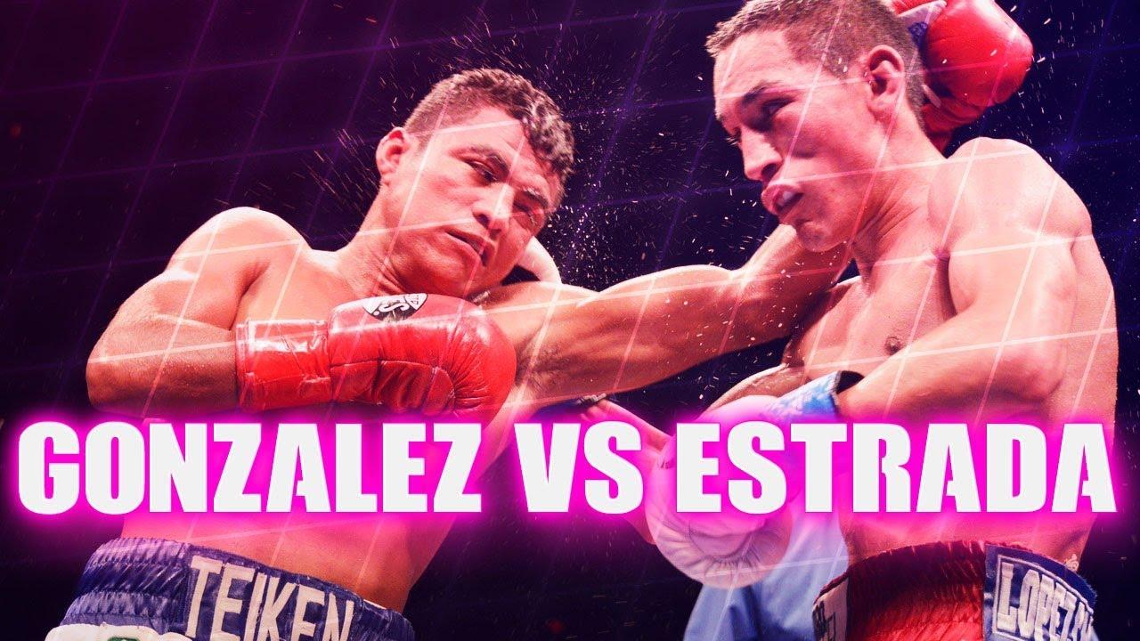 Roman Gonzalez Vs Juan Francisco Estrada Highlights Youtube
