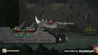 Реакция на мультик про танки