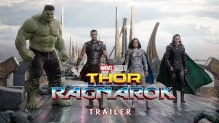 Thor 3: Ragnarok - Trailer #2 HD Legendado