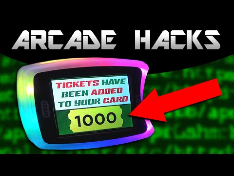 Arcade Game Hacks | 100% JACKPOT WIN RATE