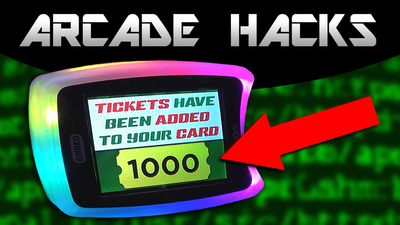 Arcade Game Hacks | 100% JACKPOT WIN RATE - YouTube