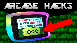 Arcade Game Hacks | 100% JACKPOT WIN RATE