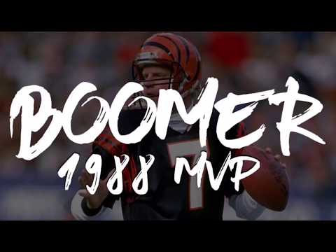 Boomer Esiason Highlights | 1988 NFL MVP