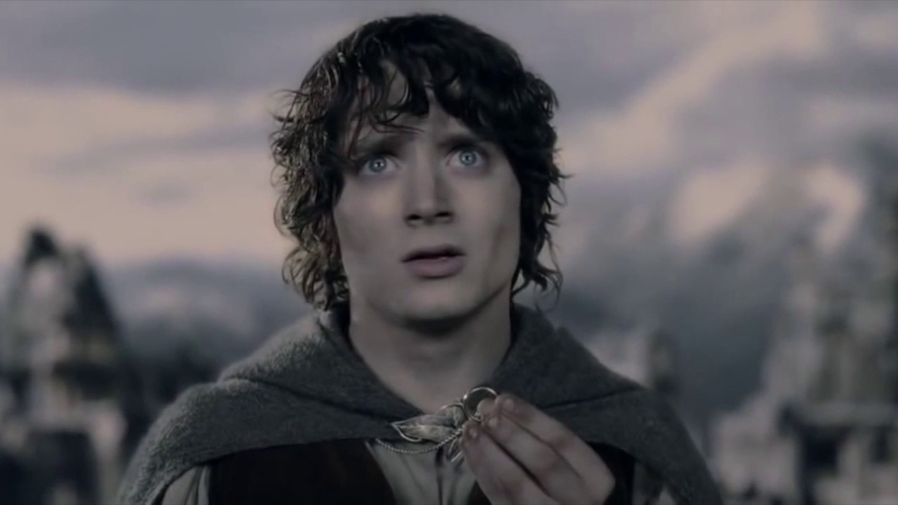 frodo baggins i have this hope youtube